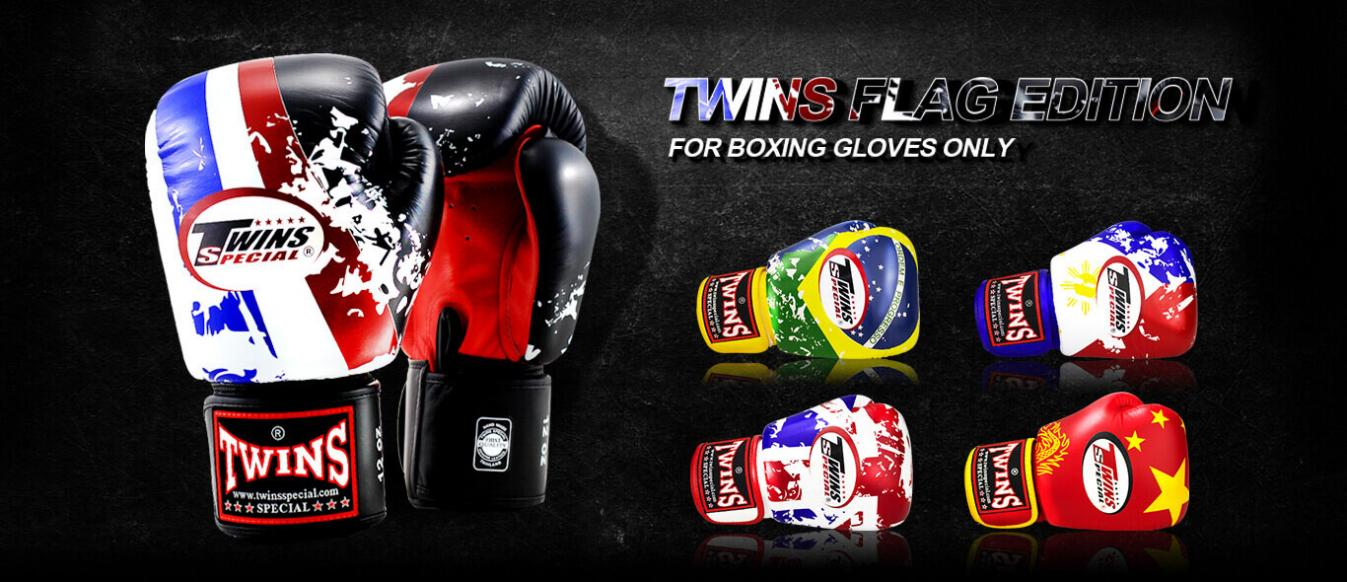 Twins Tw-2 Series Fancy Boxing Gloves